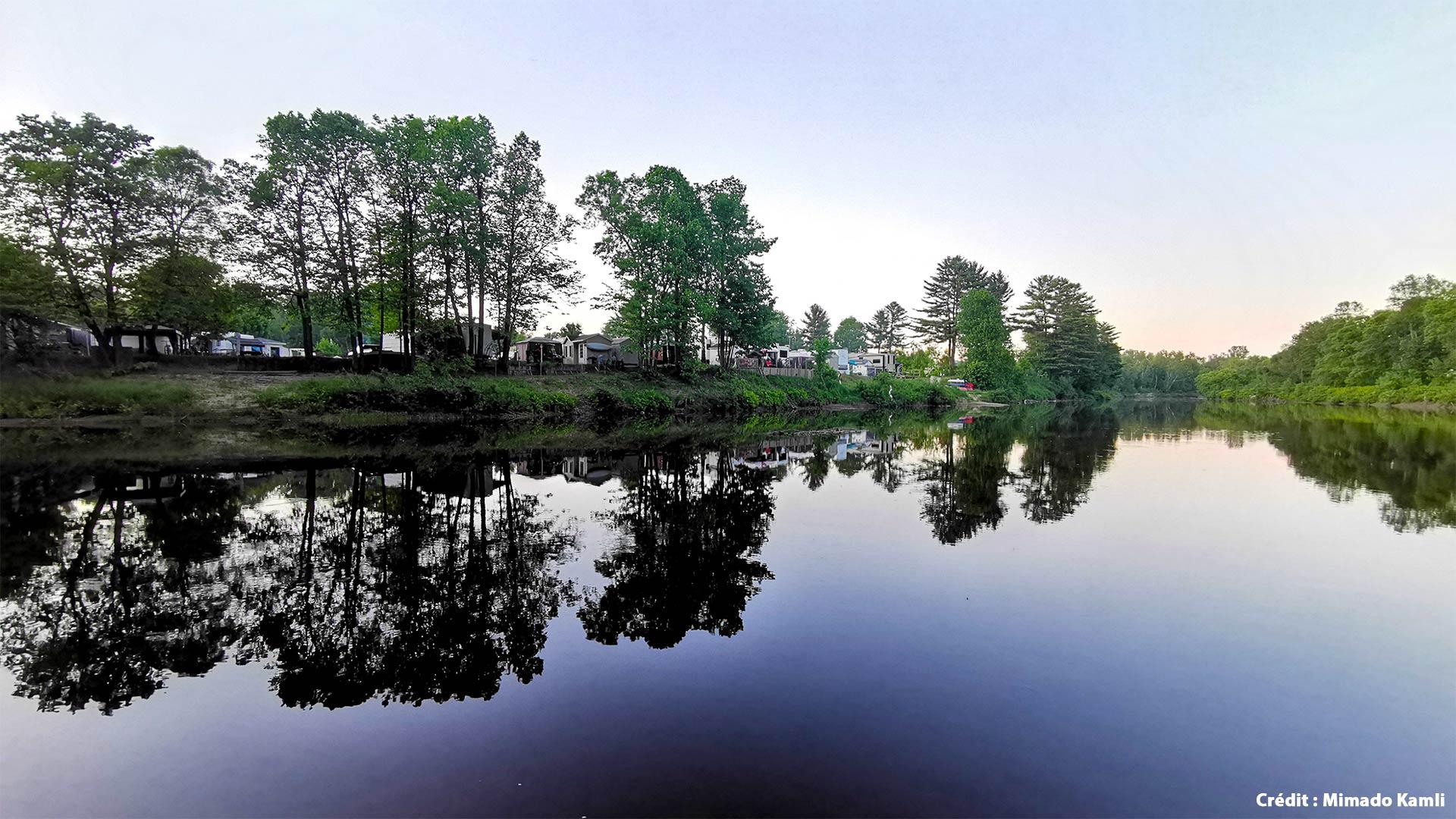 La nature au Camping Nadeau